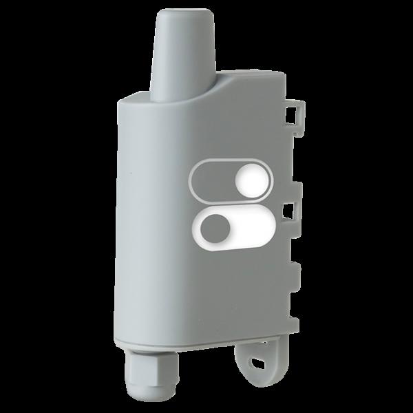 La capteur iot Dry contact permet la détection des défauts sur vos équipements à distance gra^ce à sa captation es états 0-1 ; smart building, smart city, smart industry; réseaux iot Lora et Sigfox