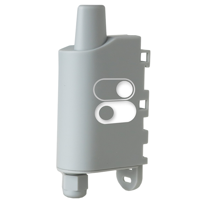 La capteur iot Dry contact permet la détection des défauts sur vos équipements à distance gra^ce à sa captation es états 0-1; smart building, smart city, smart industry; réseaux iot Lora et Sigfox