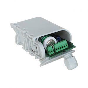Controle l'état de vos machines avec le transmetteur connecté DRY CONTACT connecté aux réseaux iot LORA et SIGFOX