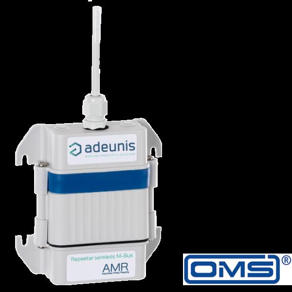 La solution iot pour vos capteurs lora, capteurs sigfox, le Repeater permet l'extension de votre réseau ; Wireless Mbus