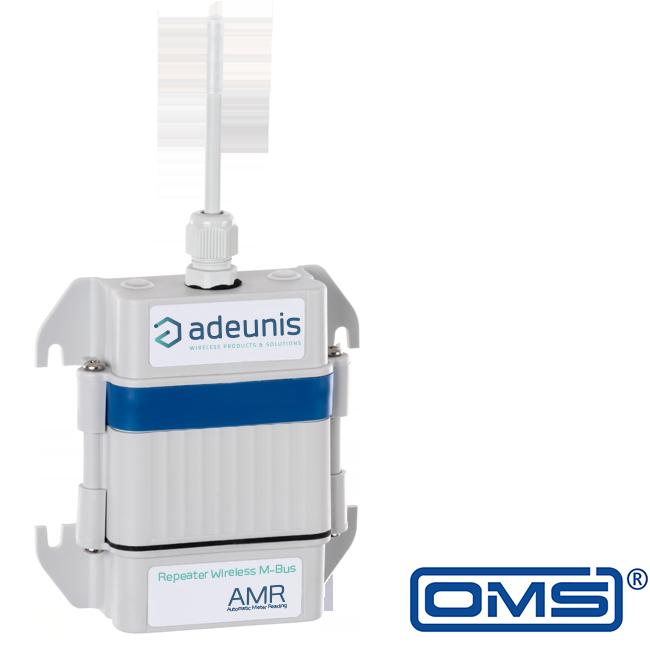 La solution iot pour vos capteurs lora, capteurs sigfox, le Repeater permet l'extension de votre réseau; Wireless Mbus