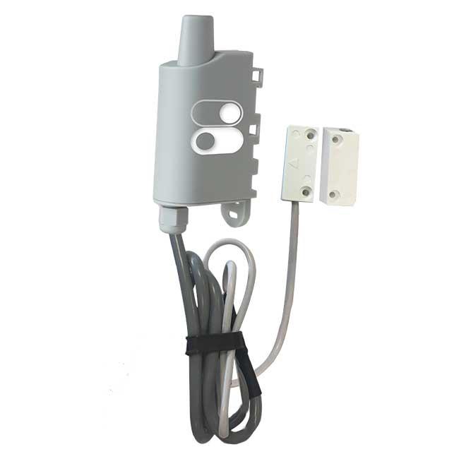 Contact Sensor: détection d'entrées et sorties, sécurité