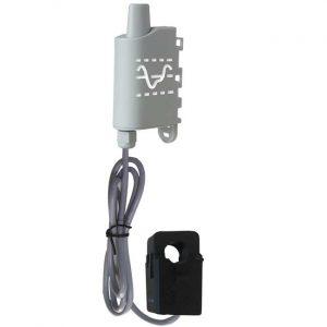Current Sensor: Capteur transmetteur IoT releve de niveau de courant sur compteurs electriques