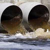 niveau buse évacuation eau