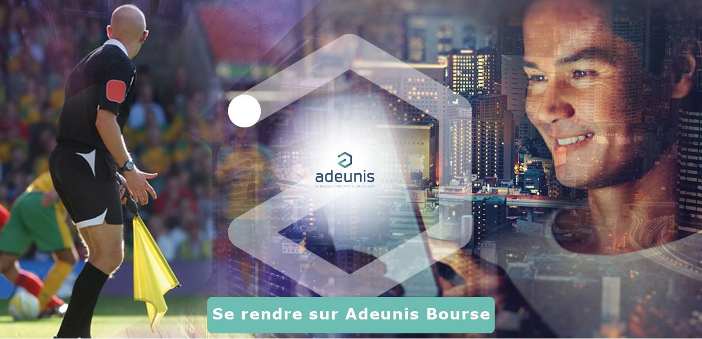 Introduction Adeunis en Bourse à Euronext Growth
