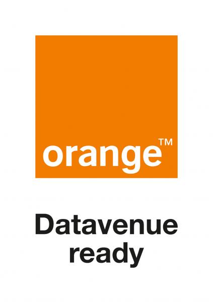 logo orange iot