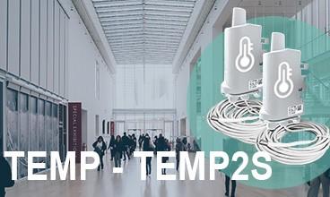capteur température IoT lpwan
