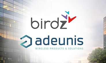 birdz, iot, lpwan, smart building